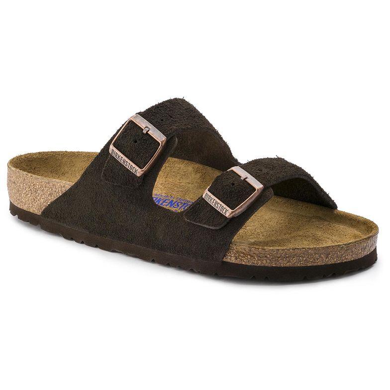 Birkenstock Arizona Soft-Footbed Mocha