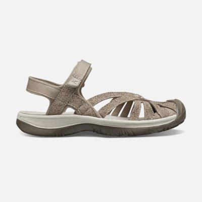 Keen Women's Rose Sandal Brindle/Shitake