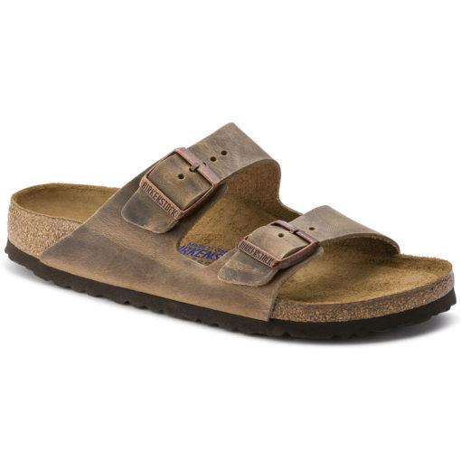 Birkenstock Arizona Soft-Footbed Tobacco Oiled Leather