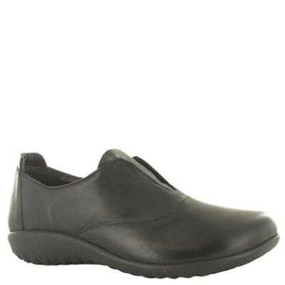 Naot Karo Black Madras Leather/Jet Black Leather