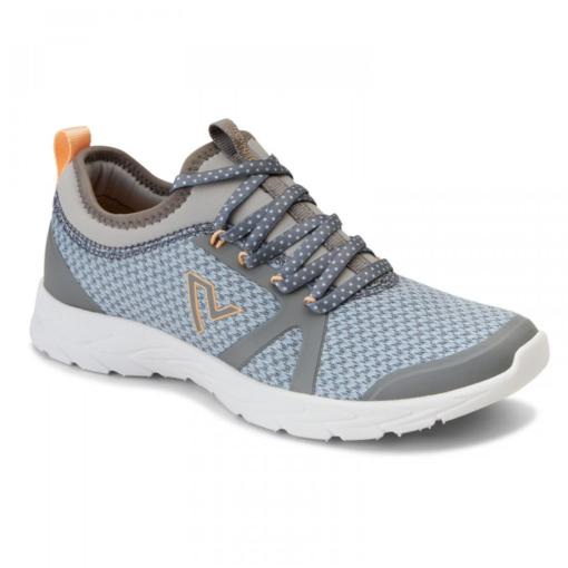 Vionic Women's Alma Sneaker Grey/Blue