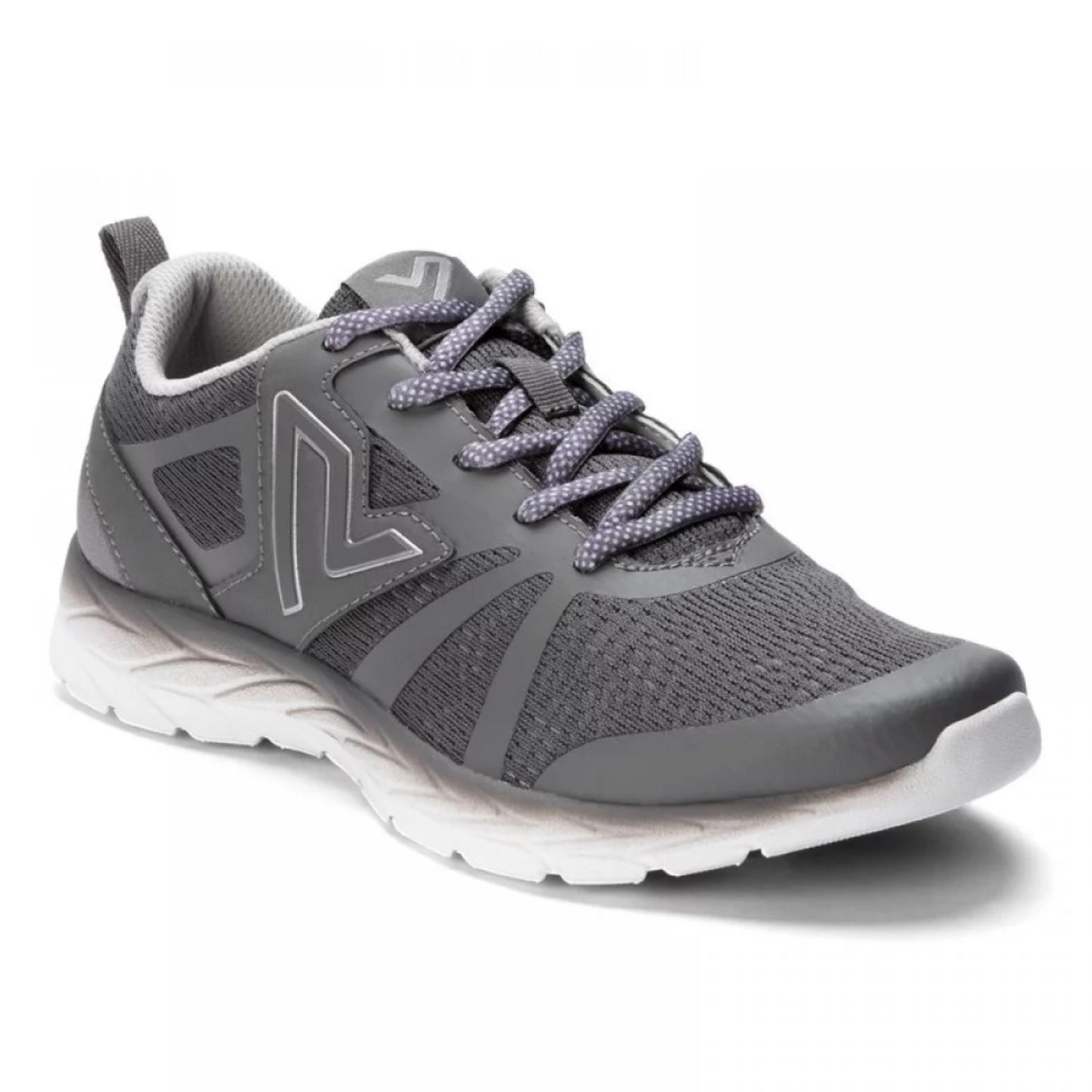 d7a35694d627 Vionic Women s Miles Active Sneaker Grey