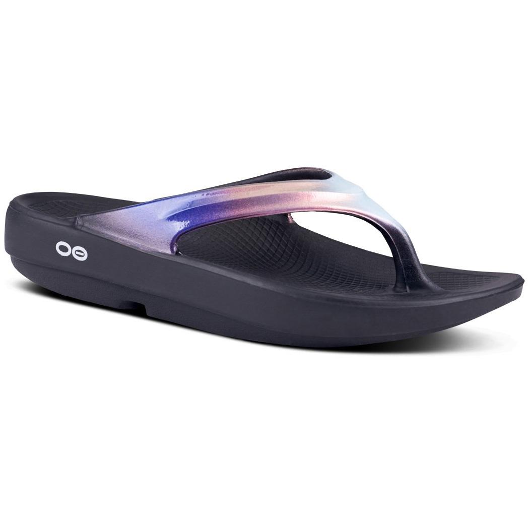 4edf44b2919a Oofos Women s OOlala Luxe Sandal Calypso