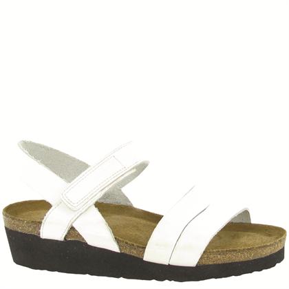 Naot Women's Kayla White Leather