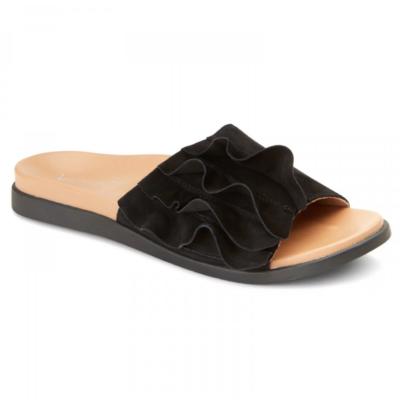 Vionic Women's Roni Slide Sandal Black