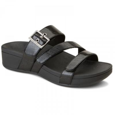Vionic Women's Rio Platform Sandal Black