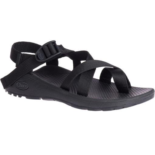 Chaco Women's Z/Cloud 2 Sandal Solid Black