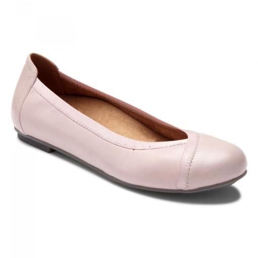 Vionic Women's Caroll Ballet Flat Light Pink