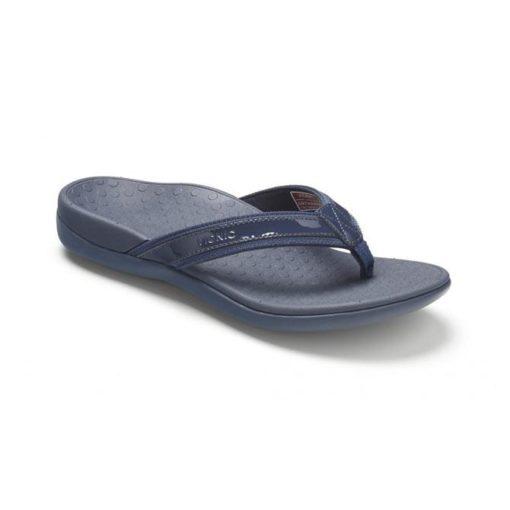 Vionic Women's Tide II Post Sandal Navy