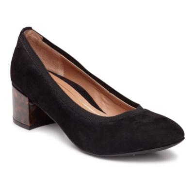 Vionic Women's Natalie Block Heel Black