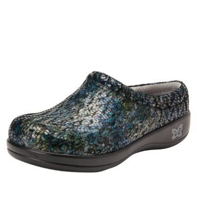 Alegria Women's Kayla Professional Shoe Meteorite