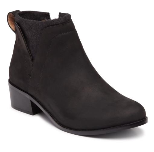 Vionic Women's Joslyn Ankle Boot Black