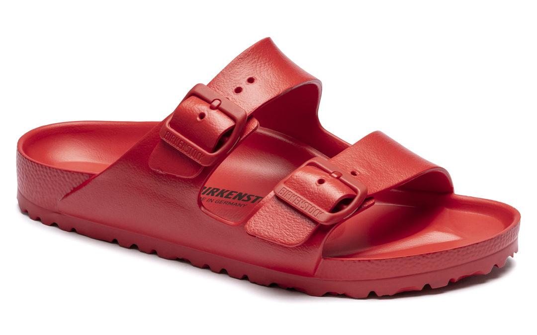 Birkenstock Arizona Essentials Sandal EVA Active Red